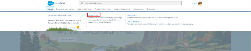 AppExchange is the Salesforce