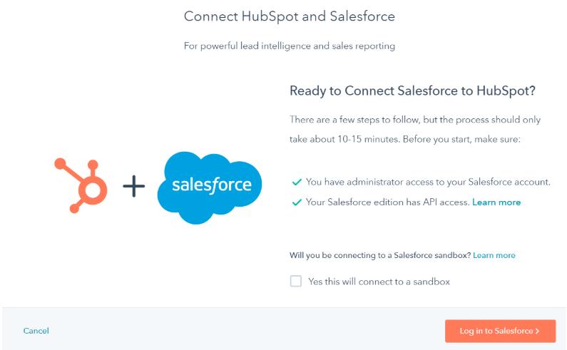 Install-the-HubSpot-Salesforce-integration