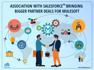 Bigger Partner Deals Brought In By Salesforce