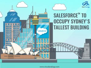 Salesforce To Occupy Sydney's Tallest Building