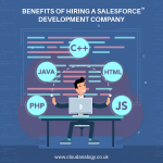Benefits of Hiring a Salesforce Development Company