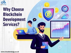 Why Choose Blockchain Development Services?